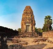 Ο προ ναός Rup στην Καμπότζη Στοκ Εικόνα
