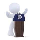 ο Πρόεδρος δηλώνει ενωμέν& Ελεύθερη απεικόνιση δικαιώματος