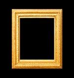 ο πρόσθετος eps πλίθας χρυσός εικονογράφος πλαισίων μορφής περιλαμβάνει Στοκ Εικόνες