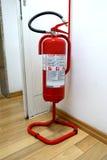 Ο πυροσβεστήρας Στοκ Εικόνα