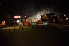 Ο πόλεμος Καλιφόρνιας Gentrification Στοκ φωτογραφία με δικαίωμα ελεύθερης χρήσης