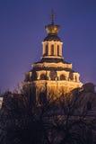 Ο πύργος Αγίου Kazimieras είναι μια εκκλησία σε Vilnius, Λιθουανία Στοκ εικόνες με δικαίωμα ελεύθερης χρήσης
