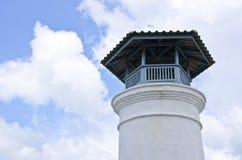 Ο πύργος και ο ουρανός Στοκ φωτογραφίες με δικαίωμα ελεύθερης χρήσης