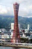 Ο πύργος λιμένων του Kobe Στοκ Εικόνες
