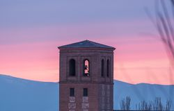Ο πύργος στοκ εικόνες με δικαίωμα ελεύθερης χρήσης