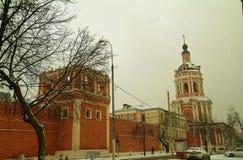 Ο πύργος μοναστηριών Στοκ Φωτογραφίες