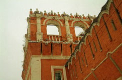 Ο πύργος μοναστηριών Στοκ φωτογραφίες με δικαίωμα ελεύθερης χρήσης