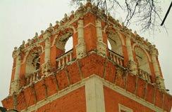 Ο πύργος μοναστηριών Στοκ Εικόνα