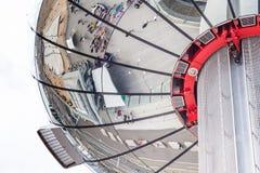 Ο πύργος παρατήρησης στο Μπράιτον, Σάσσεξ, UK Στοκ Φωτογραφίες