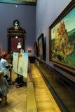 Ο πύργος της Βαβέλ 1563 από το Pieter Brueghel ο παλαιότερος σε Kunsth Στοκ φωτογραφίες με δικαίωμα ελεύθερης χρήσης