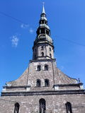 Ο πύργος της Ρήγας Στοκ Εικόνα
