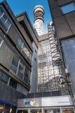 Ο πύργος τηλεπικοινωνιών της BT Στοκ Φωτογραφίες