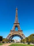 Ο πύργος του Άιφελ είναι ορόσημο στο Παρίσι Στοκ φωτογραφίες με δικαίωμα ελεύθερης χρήσης