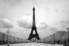 Ο πύργος του Άιφελ, Παρίσι στη Γαλλία Στοκ Εικόνα