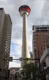 Ο πύργος του Κάλγκαρι στοκ φωτογραφίες με δικαίωμα ελεύθερης χρήσης