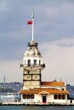 Ο πύργος του κοριτσιού Στοκ Φωτογραφίες