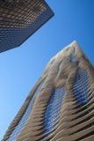 Ο πύργος Aqua στο Σικάγο. The στοκ εικόνες
