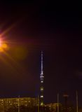Πύργος Ostankino Στοκ Φωτογραφίες