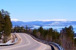 Ο δρόμος σε Umba apse Στοκ φωτογραφία με δικαίωμα ελεύθερης χρήσης