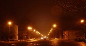 Ο δρόμος στο φωτεινό μέλλον Στοκ εικόνες με δικαίωμα ελεύθερης χρήσης