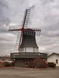 Ο Σενέκας Falls Windmill Στοκ εικόνα με δικαίωμα ελεύθερης χρήσης