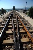 Ο σιδηρόδρομος Στοκ φωτογραφία με δικαίωμα ελεύθερης χρήσης