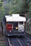 Ο σιδηρόδρομος κλίσεων βουνών επιφυλακής στο Σατανούγκα, Τένεσι Στοκ Φωτογραφίες