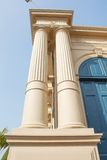 Ο σμαραγδένιος ναός είναι το ορόσημο της επαρχίας της Μπανγκόκ, Ταϊλάνδη στοκ φωτογραφία