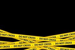 ο σταυρός δεν δένει με τα&i Στοκ φωτογραφίες με δικαίωμα ελεύθερης χρήσης