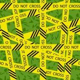 ο σταυρός όχι Στοκ Εικόνες