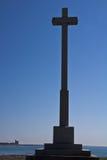 Ο σταυρός Στοκ Φωτογραφία