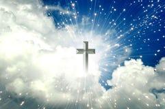 Ο σταυρός Στοκ φωτογραφία με δικαίωμα ελεύθερης χρήσης