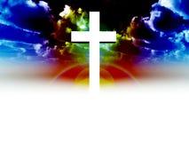 Ο σταυρός 32 Στοκ Εικόνες