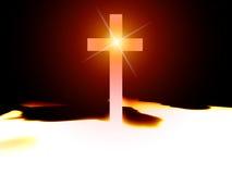 Ο σταυρός 48 Στοκ Εικόνες