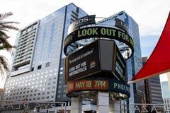 Ο στο κέντρο της πόλης Phoenix, Αριζόνα, ΗΠΑ Στοκ εικόνες με δικαίωμα ελεύθερης χρήσης