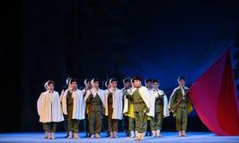 """Ο στρατός είναι περίπου στη """"Taking τίγρη Montain οπερών έναρξη-Πεκίνο από Strategy† Στοκ φωτογραφία με δικαίωμα ελεύθερης χρήσης"""