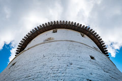Ο στρογγυλός πύργος πετρών Στοκ Εικόνες