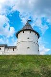 Ο στρογγυλός πύργος πετρών Στοκ φωτογραφία με δικαίωμα ελεύθερης χρήσης
