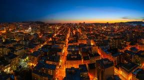 Ο σφυγμός του Σαν Φρανσίσκο Στοκ Εικόνες