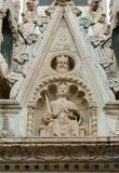 Ο τάφος Cansignorio, ένας από πέντε γοτθικούς τάφους Scaliger, ή Arche Scaligeri, στη Βερόνα, Στοκ φωτογραφία με δικαίωμα ελεύθερης χρήσης