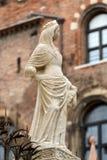 Ο τάφος Cansignorio, ένας από πέντε γοτθικούς τάφους Scaliger, ή Arche Scaligeri, στη Βερόνα, Στοκ φωτογραφίες με δικαίωμα ελεύθερης χρήσης
