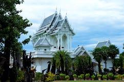 Ο ταϊλανδικός βουδιστικός ναός Στοκ φωτογραφία με δικαίωμα ελεύθερης χρήσης