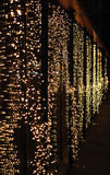 Ο τοίχος γυαλιού Στοκ Φωτογραφία