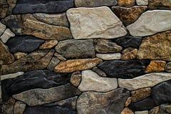 Ο τοίχος κεραμώνει το αριθ. 01 στοκ φωτογραφίες
