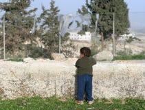 ο τοίχος της Παλαιστίνης  Στοκ φωτογραφίες με δικαίωμα ελεύθερης χρήσης