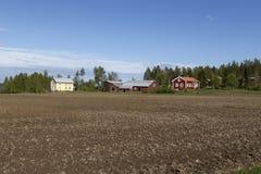 Ο τομέας Στοκ Φωτογραφία