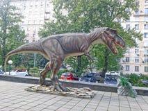 Ο τυραννόσαυρος Στοκ εικόνα με δικαίωμα ελεύθερης χρήσης