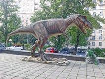 Ο τυραννόσαυρος Στοκ Εικόνες