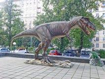 Ο τυραννόσαυρος Στοκ Εικόνα
