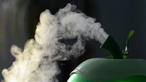 Ο υγραντής αέρα διασκορπίζει την υγρασία φιλμ μικρού μήκους